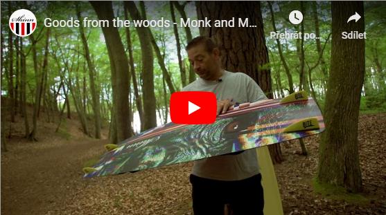 Mark Shinn představuje nový koncept desek Monk a Monkette