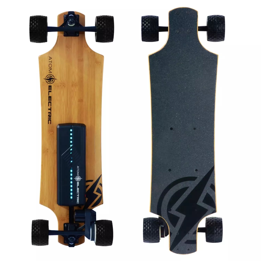 ELECTRIC longboard Atom Electric B10X All Terrain Longboard
