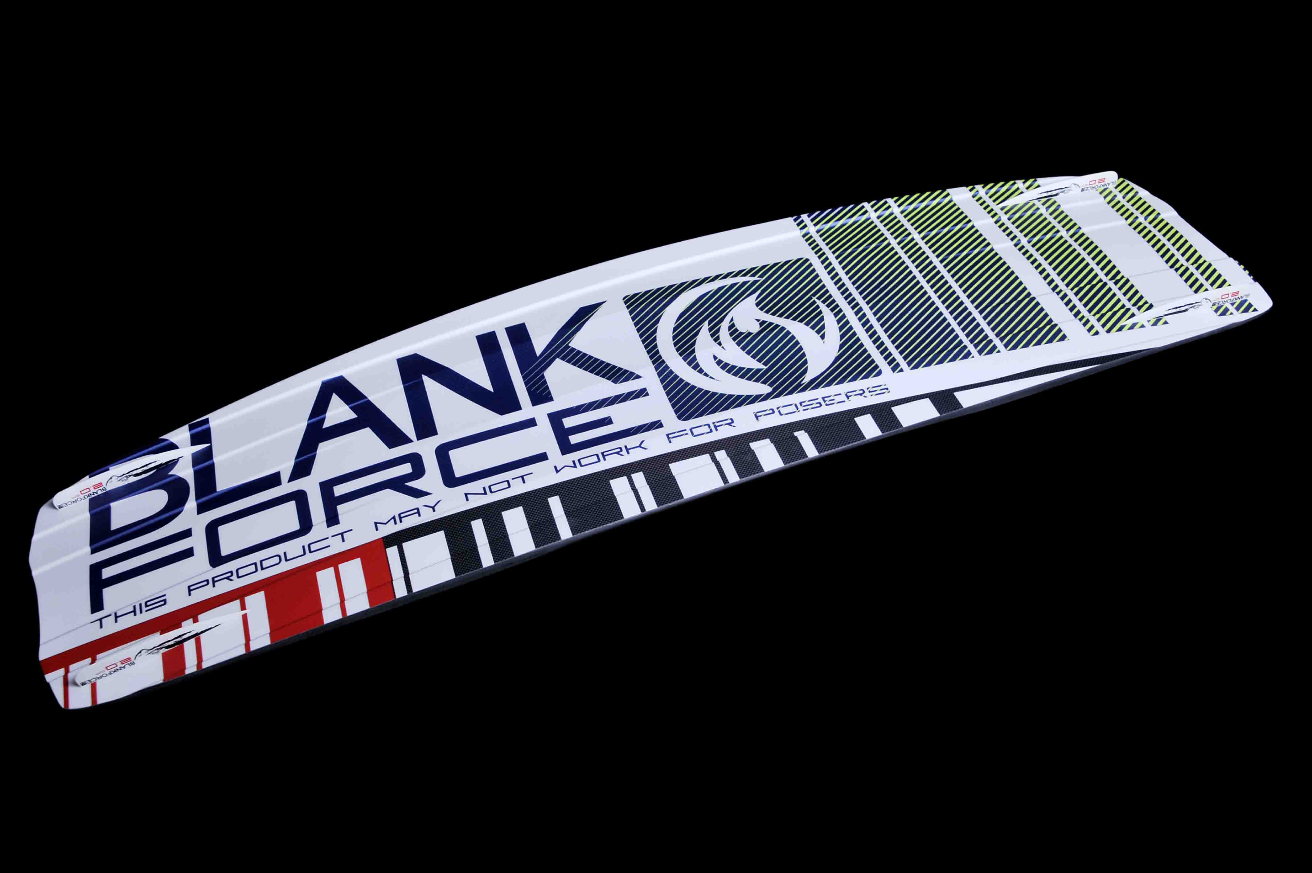 Kiteboard BlankForce ADVISORY  (138až142cm) freestyle/wakestyle