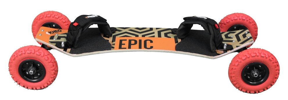 Mountainboard KHEO EPIC (kola 8)