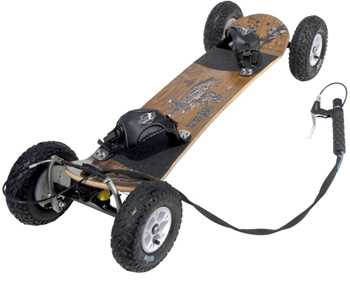 Mountainboard MBS Comp 95X kola (8) i (9)