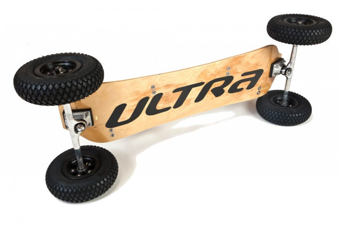Mountainboard Libre Ultra (kola 9) (8000g)