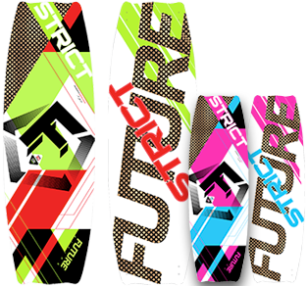 Wakeboard Future Strict (135až140cm)