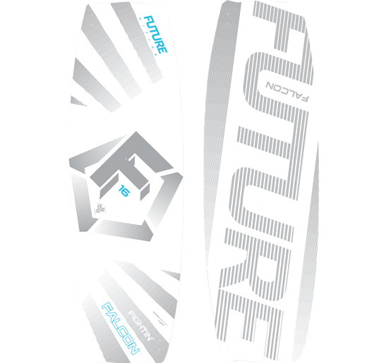 Kiteboard/wakeboard FUTURE Falcon (140x43cm) freestyle/Wakestyle