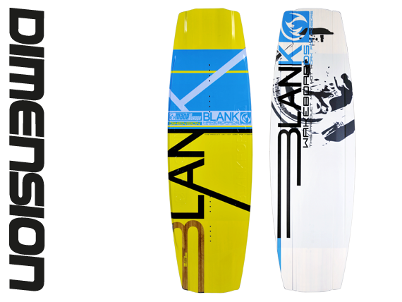 Wakeboard BlankForce DIMENSION
