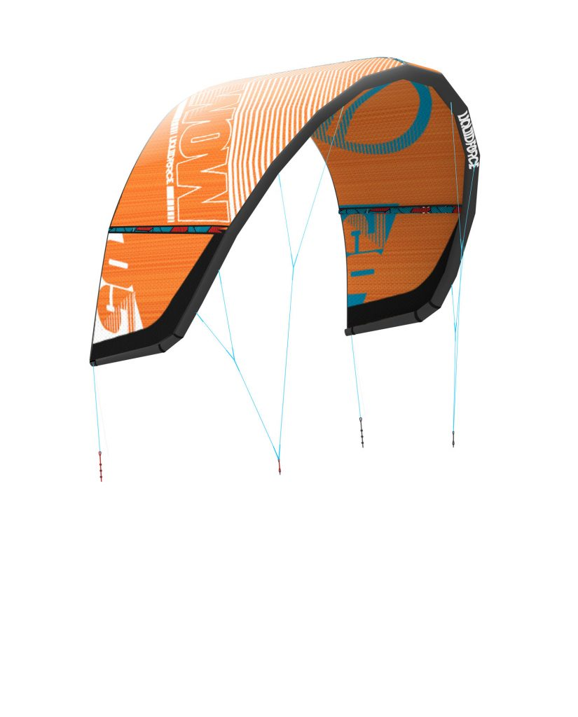 Kites LIQUID FORCE Wow v4 (5až14m) (2018/2019) freeride/wave