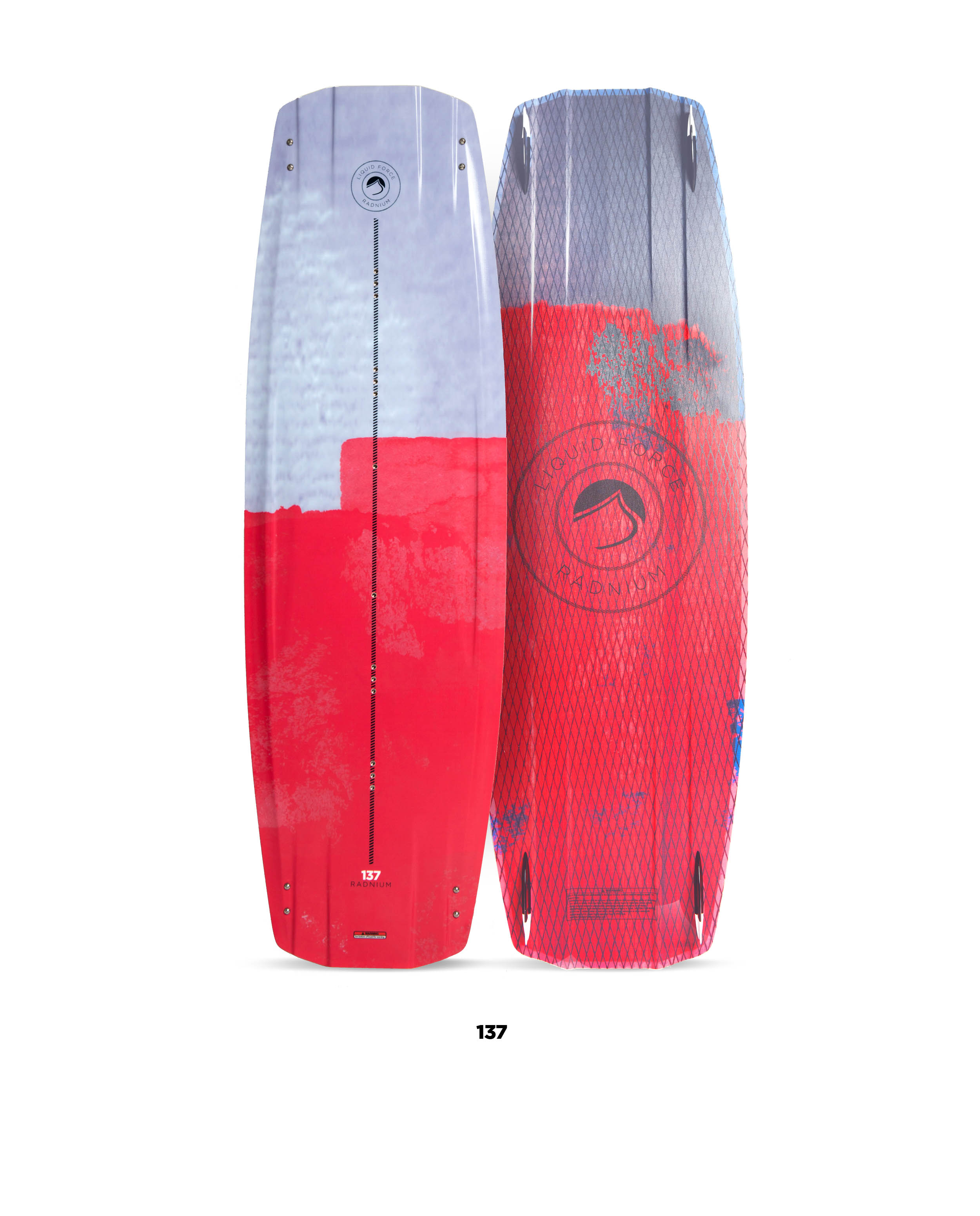 Kiteboard  LIQUID FORCE RADNIUM (137až142cm) freestyle,freeride