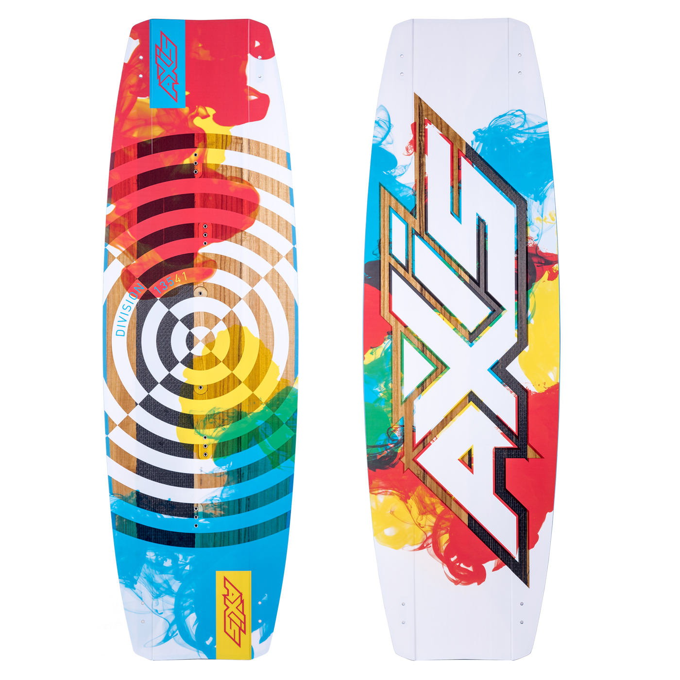 Kiteboard AXIS Divise 2018 (133až140) freeride/freestyle/big air