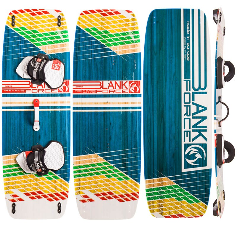 Kiteboard BlankForce Drive (139cm)(2,7kg) Light Wind/school