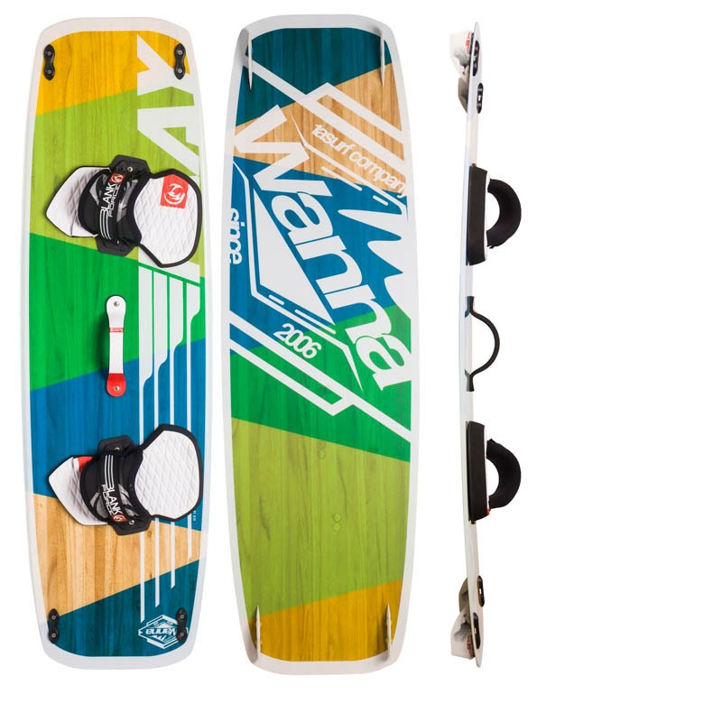 Kiteboard BlankForce Play (138až142cm) Freeride