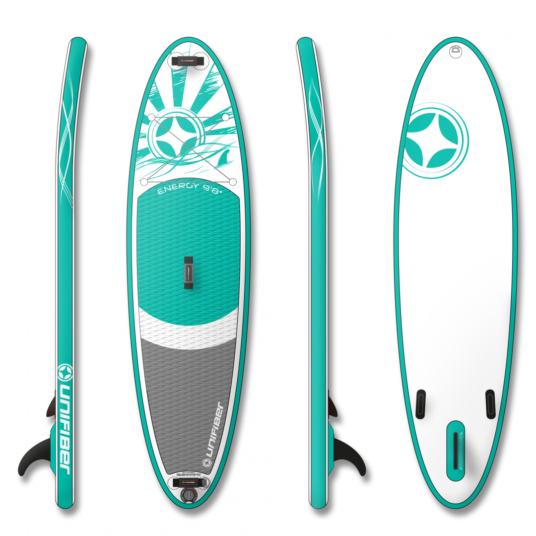 SUP Unifiber Allround Energy iSup 9'8""