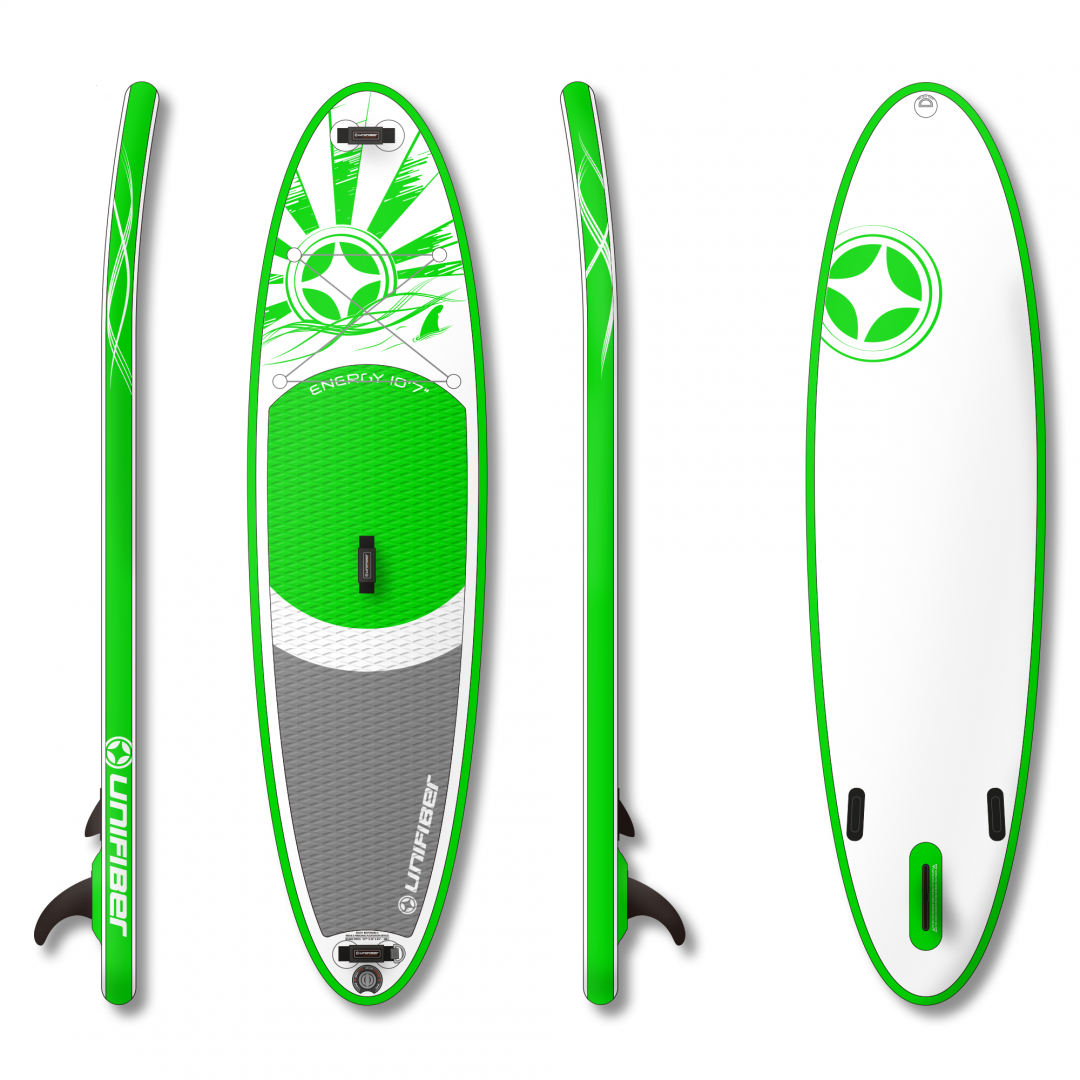 SUP Unifiber Allround Energy iSup 10'7""