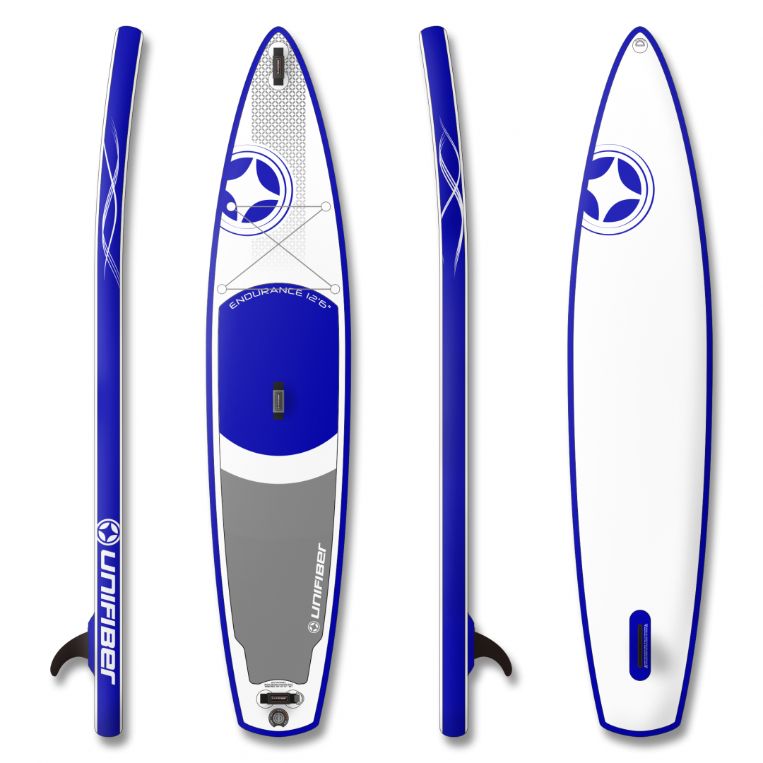 SUP Unifiber Touring Endurance iSup 12'6""