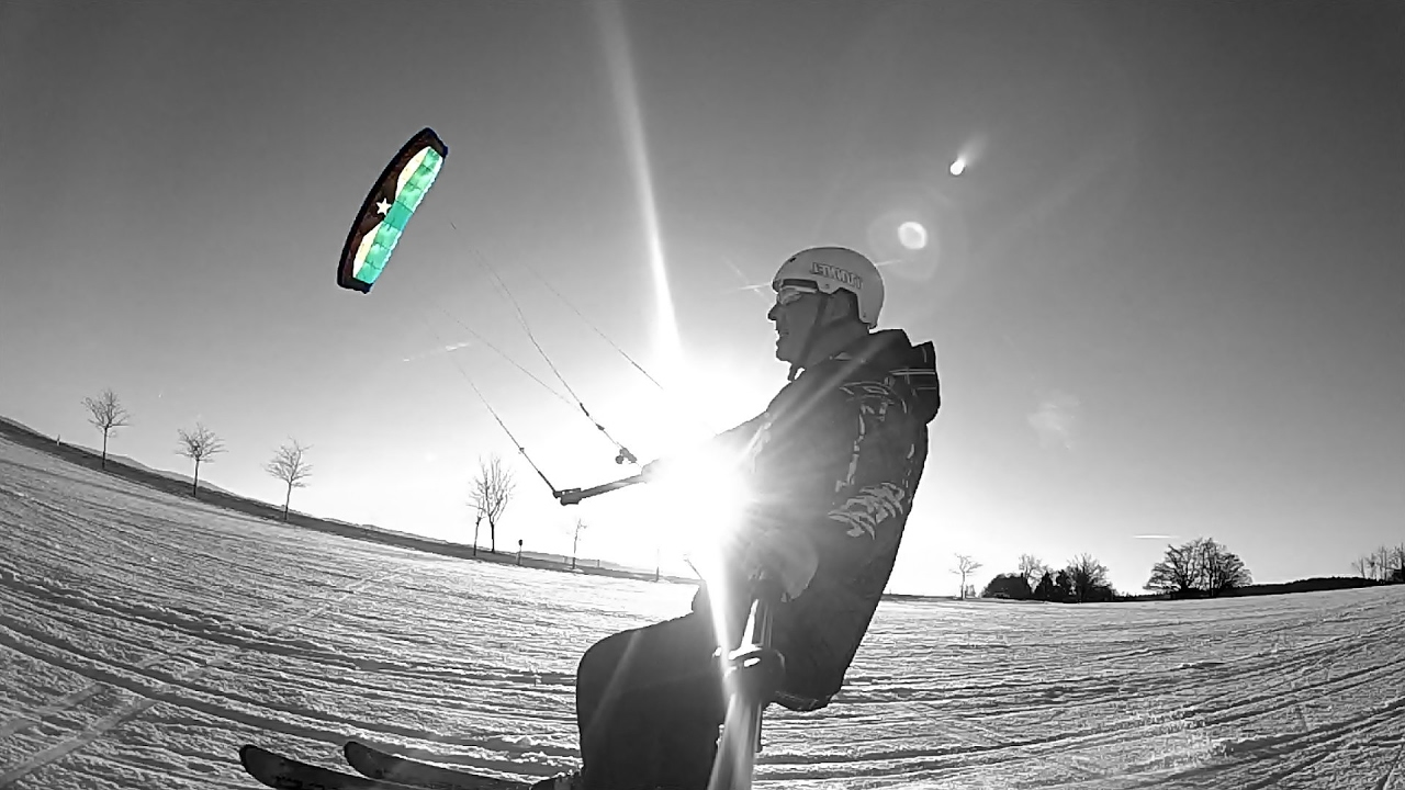 Kites Born Long Star 2 (3,5až12,5m) freeride/freestyle