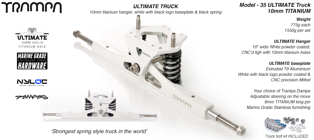 Truck Trampa Ultimate (776g)