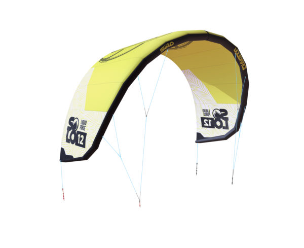 Kite LIQUID FORCE Solo (r.2020) (5až15,5m) freeride/foil
