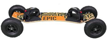 Mountainboard KHEO EPIC (kola 9)