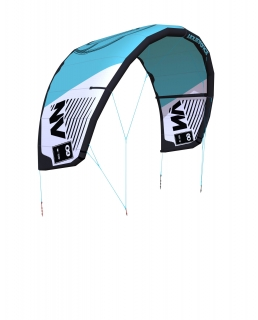 Kites LIQUID FORCE NV v9 (5až15m) (2018/2019) freeride/freestyle/wakestyle